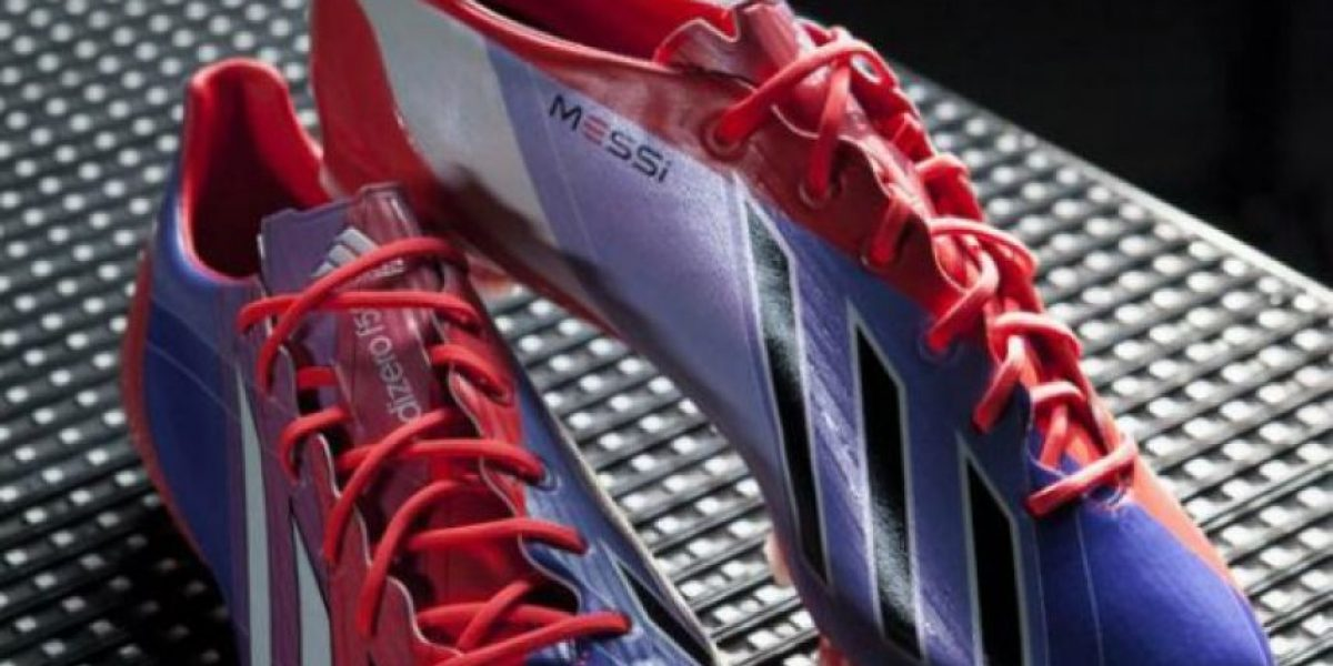 Messi ya tiene listos sus guayos