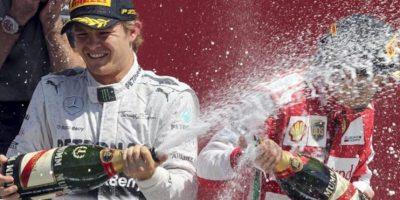 El alemán Nico Rosberg (Mercedes) logró la victoria en el Gran Premio de Gran Bretaña, octava prueba del Mundial de Fórmula Uno, en el que el español Fernando Alonso (Ferrari) finalizó tercero. EFE