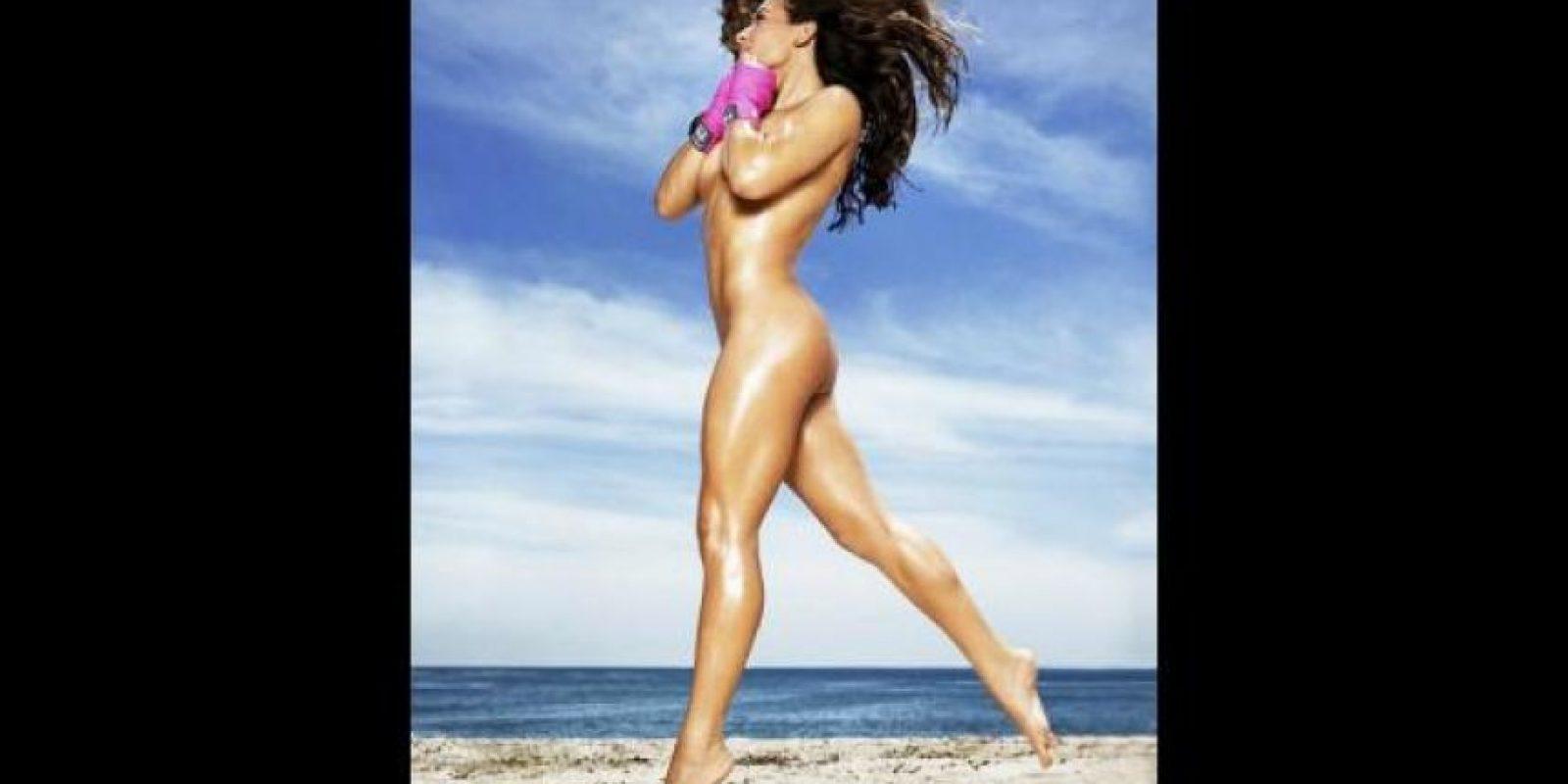 Miesha Tate Signed Autographed Sexy Bikini Photo Ufc