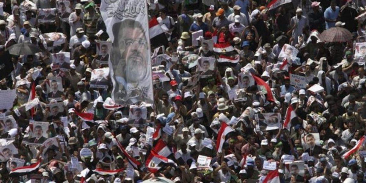 La ONU pide que se juzgue a Mursi de forma justa y