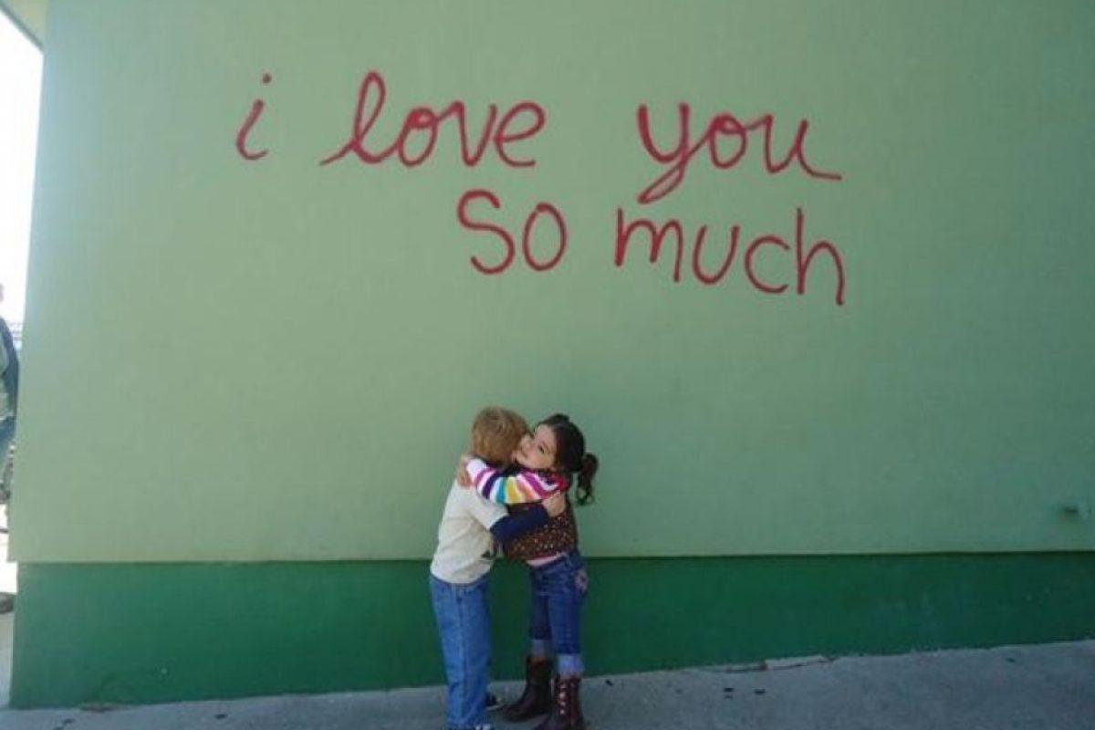 Amor inocente Foto: share.statesman.com