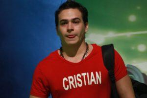 Cristian Suárez: Concursó y ganó el programa en el 2010. Su relación con los compañeros de la Casa Estudio fue muy mala y por eso estuvo varias veces amenazado. Foto: RCN Oficial