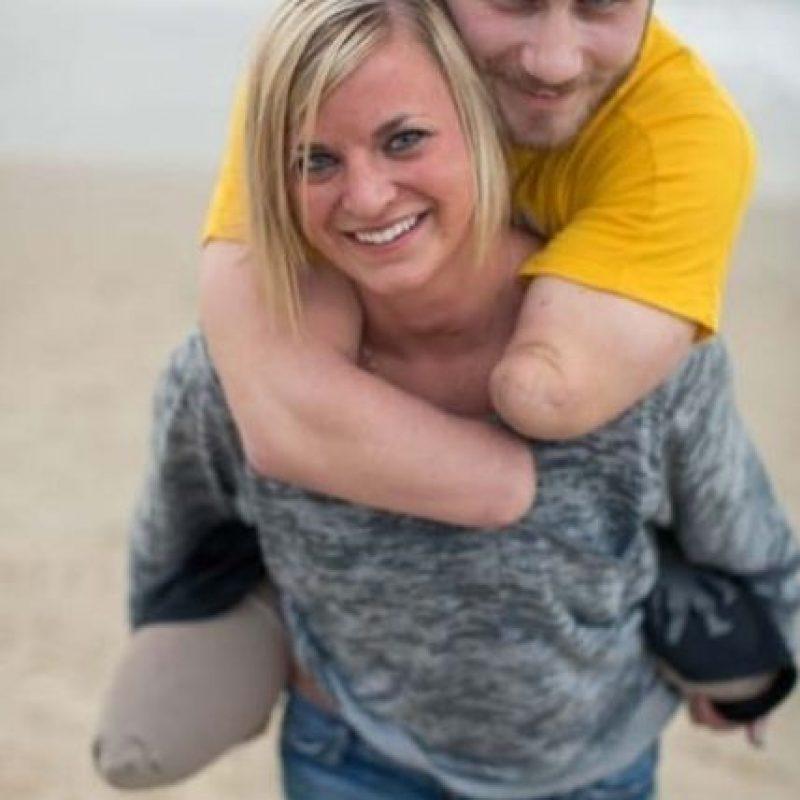 Esta pareja lucha contra las adversidades. Foto:timdoddphotography.com