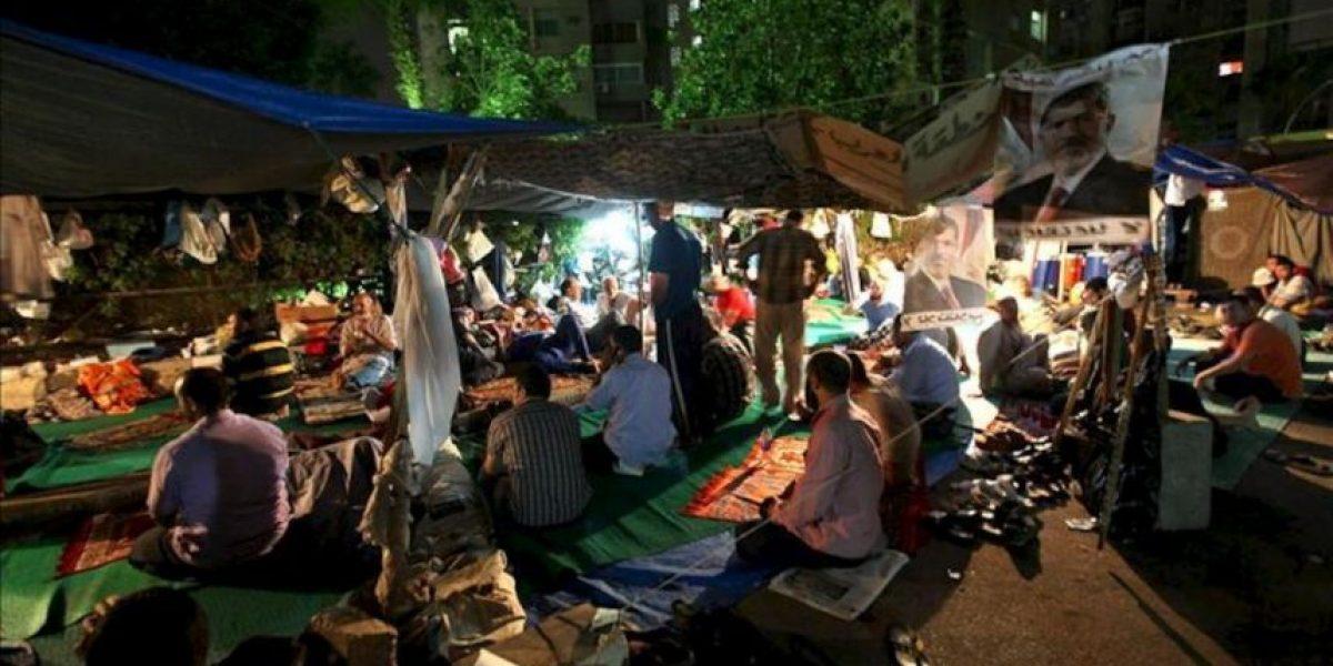 El Ministerio de Sanidad eleva a 72 la cifra de muertos en El Cairo