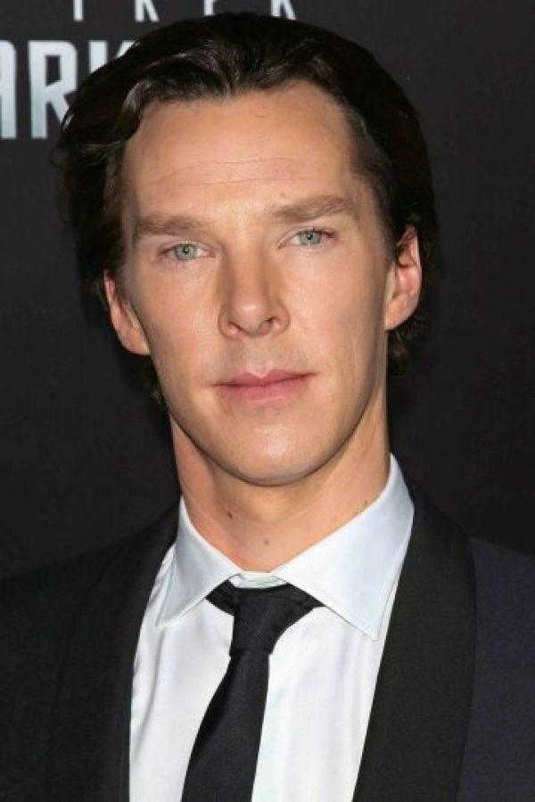 Benedict Cumberbatch es el actor británico del momento. Es multifacético, y lo adoran en Tumbrl. Foto: GettyImages