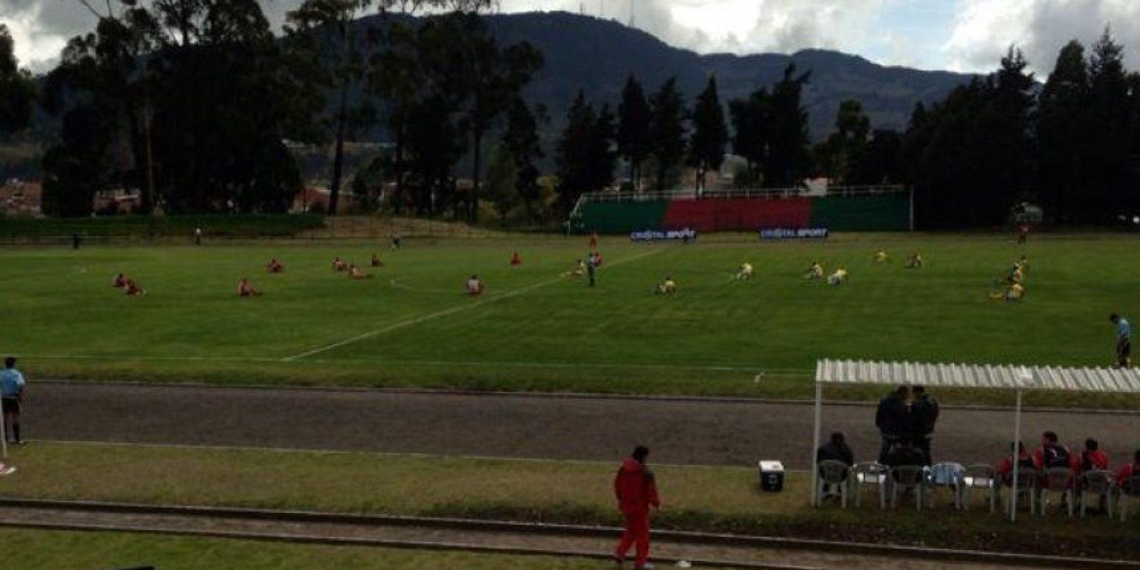 Bucaramanga vs. Expreso Rojo Foto:Acolfutpro