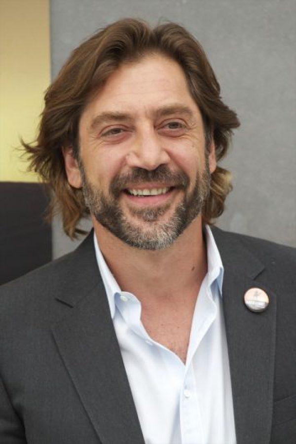 Javier Bardem, actor de increíble talento ,casado con Penélope Cruz. Foto: GettyImages