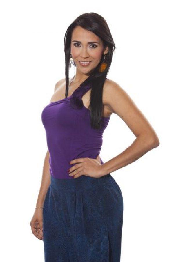 Diana Ortiz es una llanera que ha participado en reinados nacionales. Es casada y es instructora de danzas. Foto: Cortesía.
