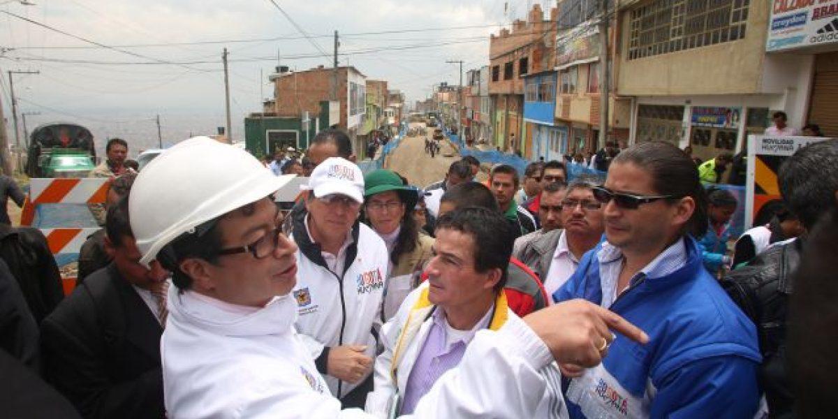 Los plus de Petro en Ciudad Bolívar