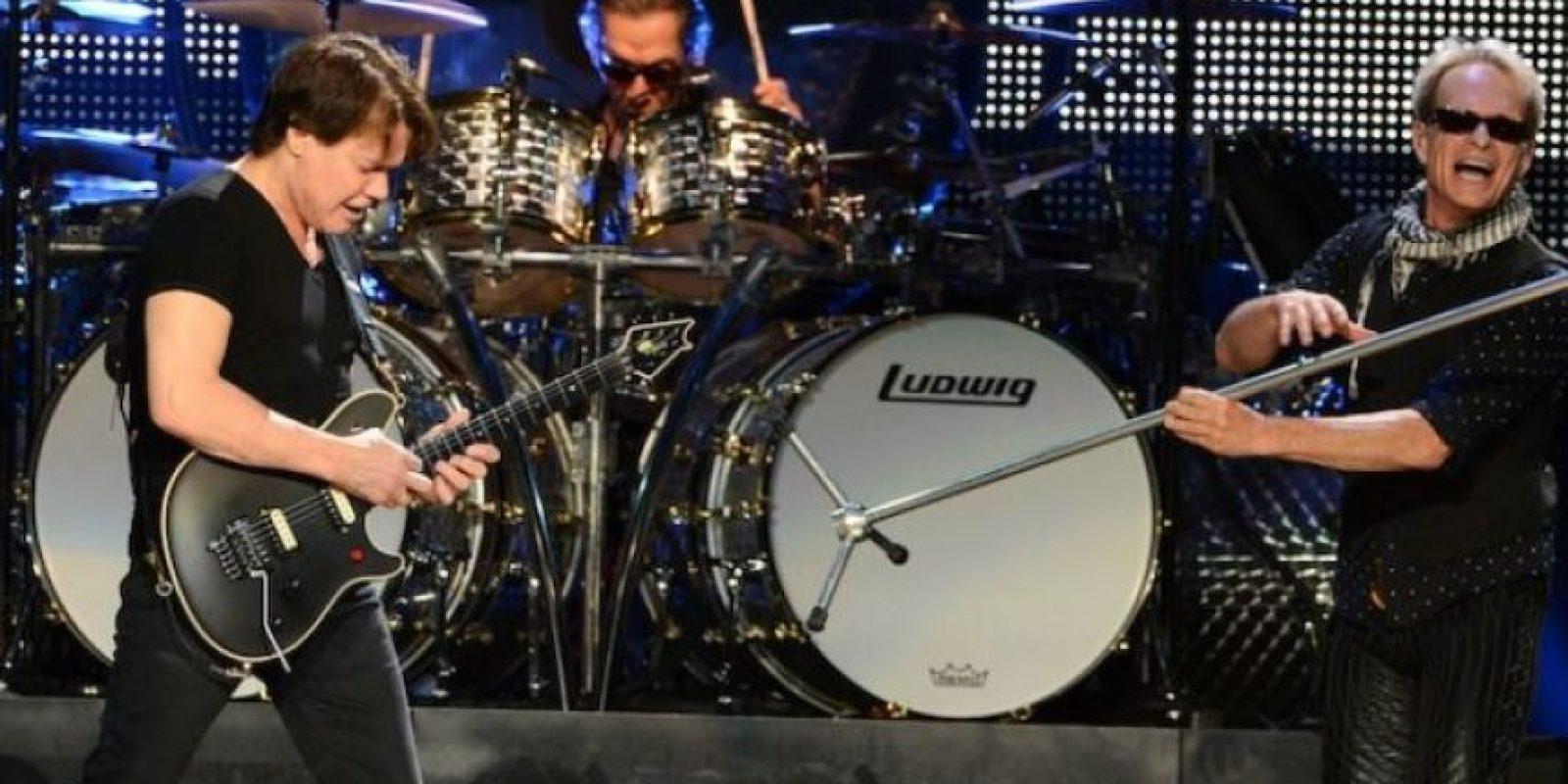 Van Halen fue en algún tiempo Rat Salad Foto: Getty Images