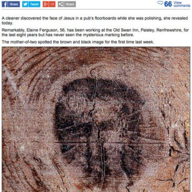 En tablas de madera Foto:BuzzFeed.com