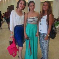 En la imagen: Camila León, Margarita Mejía, Arick FandiñoFoto: Luz Lancheros /PUBLIMETRO