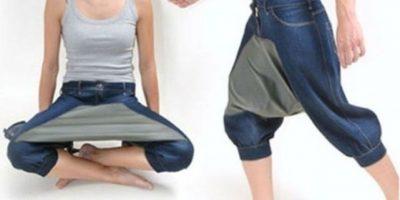 Pantalones para picnic Foto: Internet