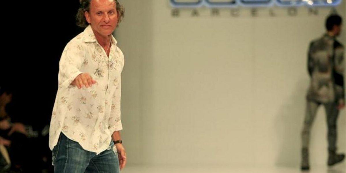 Custo Dalmau cierra en medio de aplausos las pasarelas colombianas de Ixel Moda
