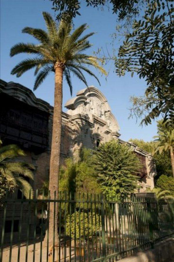Pabellón del Perú de Sevilla, donde fueron expuestas Las últimas piezas de la Exposición Iberoamericana de 1929 y que han llegado esta semana a Lima. EFE
