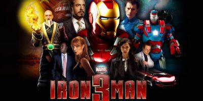 9. Iron Man 3: Para producir esta película se necesitaron 200 millones de dólares y hasta el momento ha logrado recaudar a nivel mundial 1.200 millones de dólares. Foto: Oficial