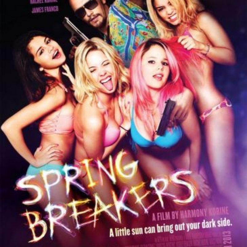 8. Spring Breakers: La inversión fue de 5 millones de dólares y ha logrado recaudar 31 millones de dólares en el mundo. Foto: Oficial