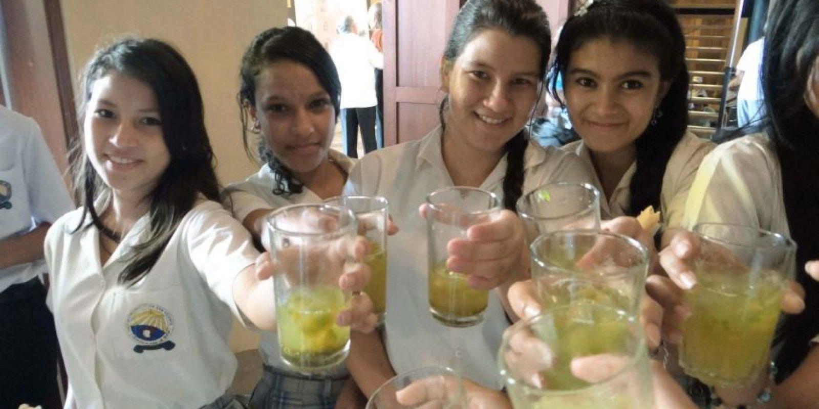 La lulada valluna, una de las bebidas más refrescantes e insignes de la región. Foto: Diego Hernán Pérez S. /PUBLIMETRO