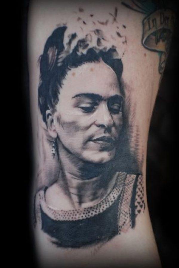 Frida Kahlo. Foto: Flickr mezdeathhead