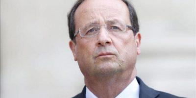 El presidente francés, Francois Hollande. EFE/Archivo