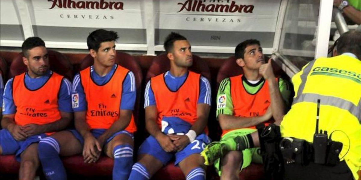 Diego López mantiene la titularidad ante el Granada