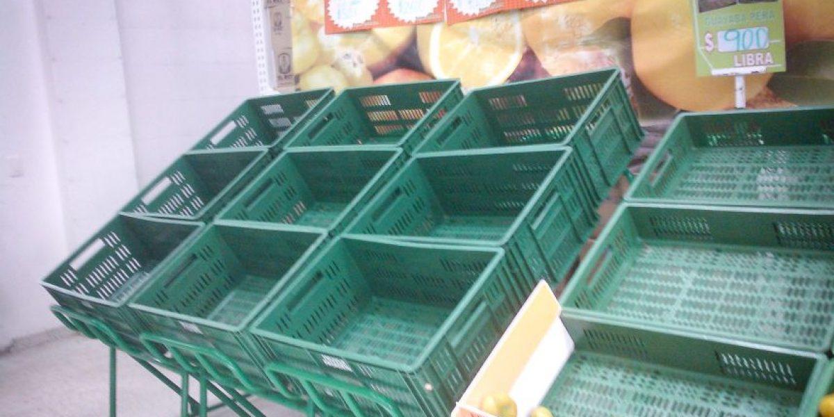 Así se vive el desabastecimiento de alimentos en Sogamoso