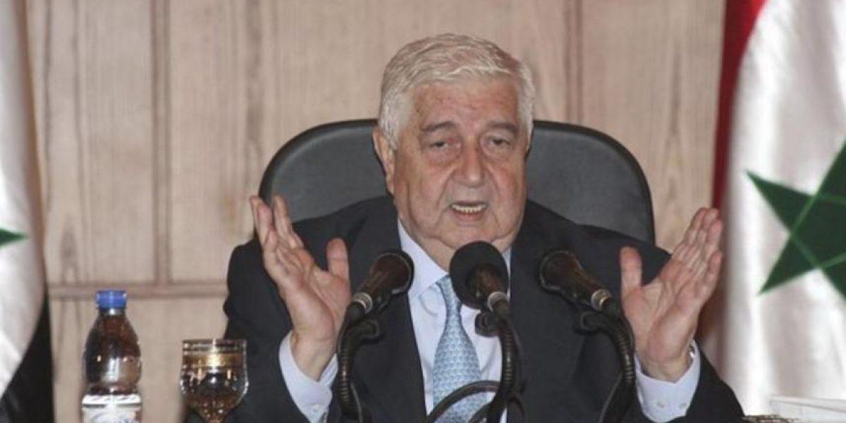 Siria se muestra desafiante ante los