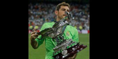 [Iker Casillas. 32 años. Con Real Madrid desde 1999. (Foto: Getty)] Iker Casillas. 32 años. Con Real Madrid desde 1999. Foto:Getty Images
