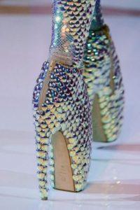 Zapatos 'raros'. Foto: Pinterest.