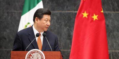 El mandatario de China, Xi Jinping. EFE/Archivo