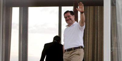 En la imagen, el senador opositor boliviano Roger Pinto. EFE/Archivo