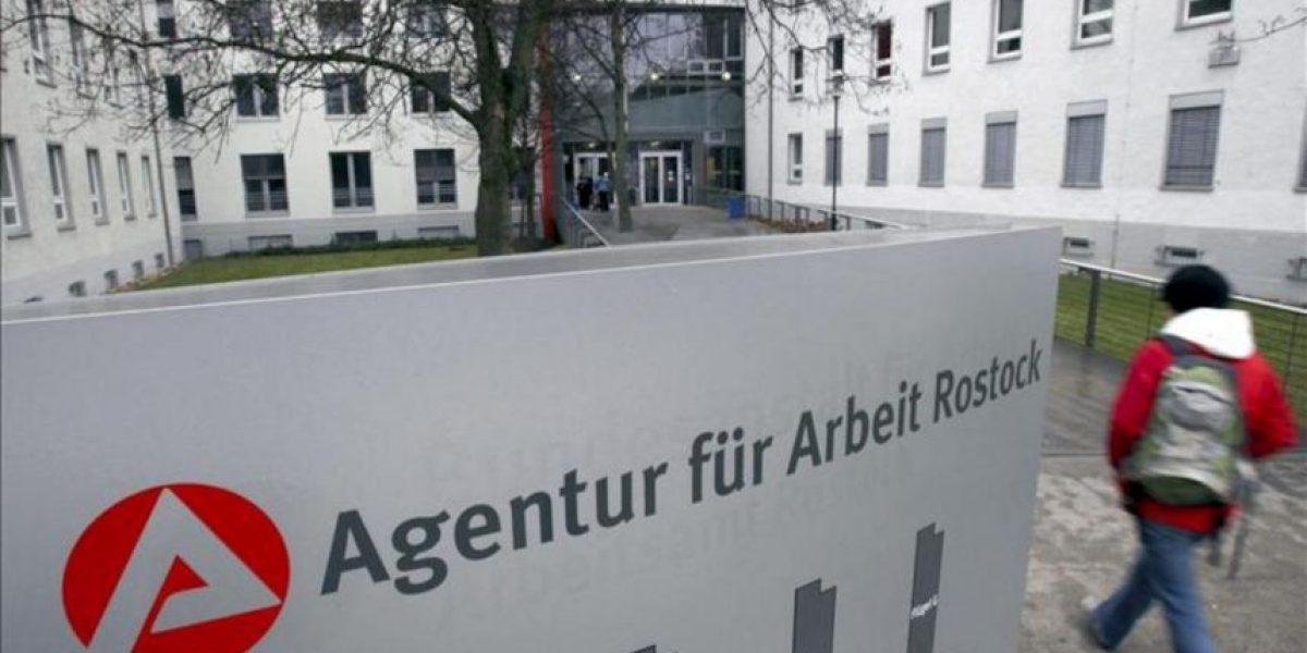 La tasa de desempleo en Alemania se mantiene estable en agosto en el 6,8 por ciento