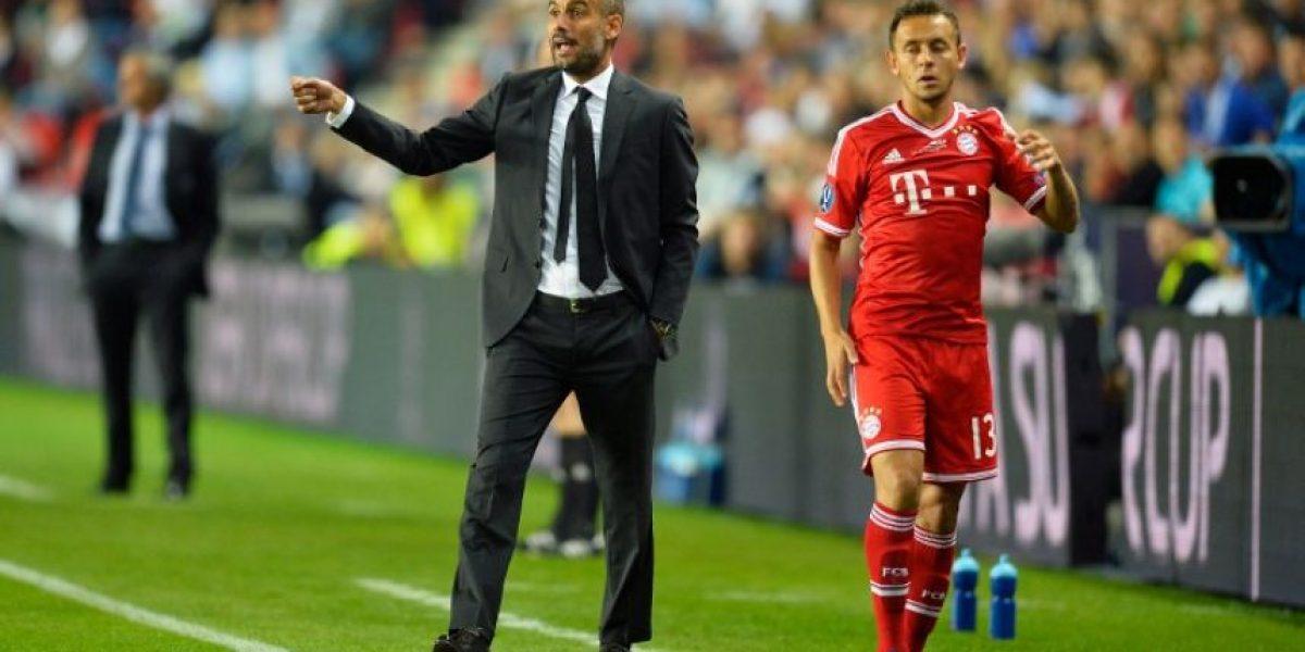 Bayern Múnich ¡Campeón de la Supercopa de Europa!