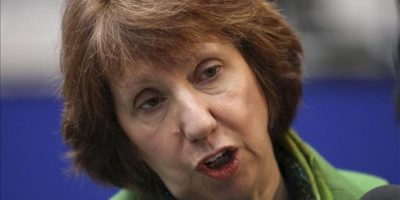 La jefa de la diplomacia de la Unión Europea, Catherine Ashton. EFE/Archivo