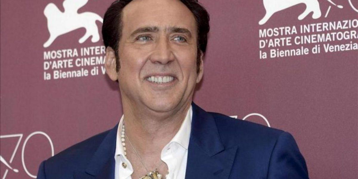 Nicolas Cage vuelve a sus personajes oscuros en Venecia con