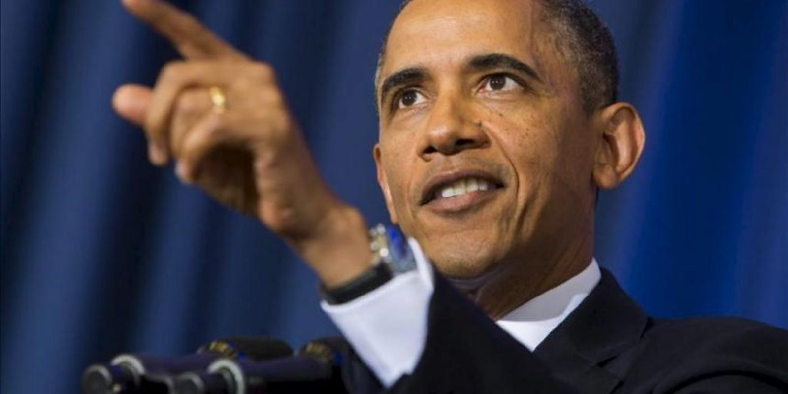 El presidente de Estados Unidos, Barack Obama. EFE/Archivo