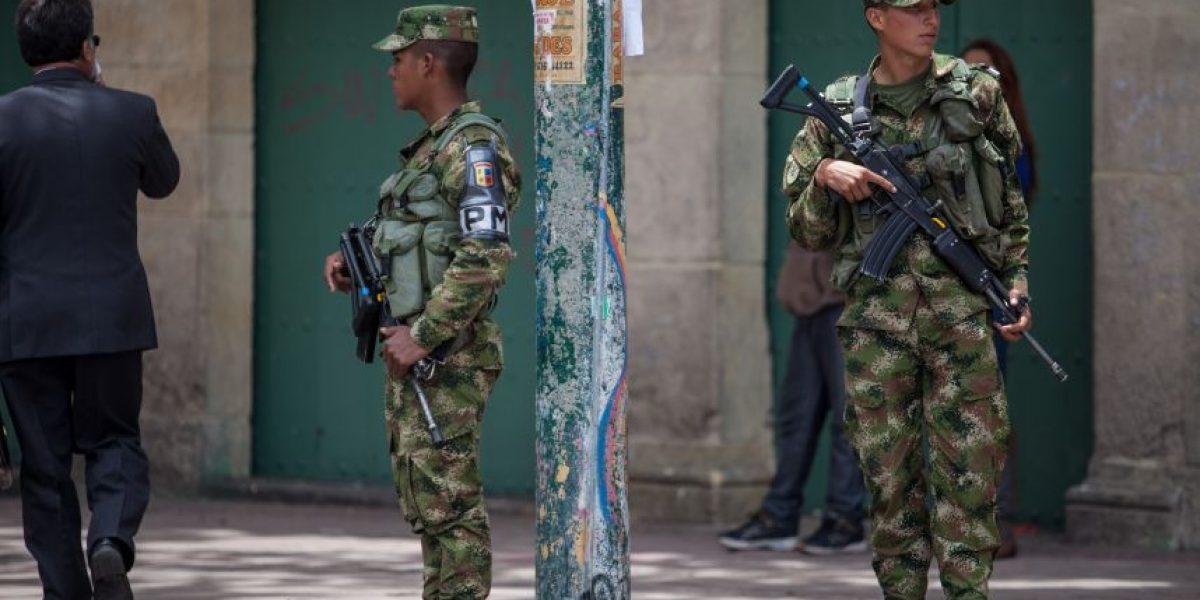 Fotos: Bogotá un día después de las marchas