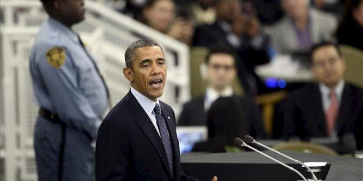 Obama se aferra a la diplomacia para conseguir logros en Siria y un acuerdo nuclear con Irán