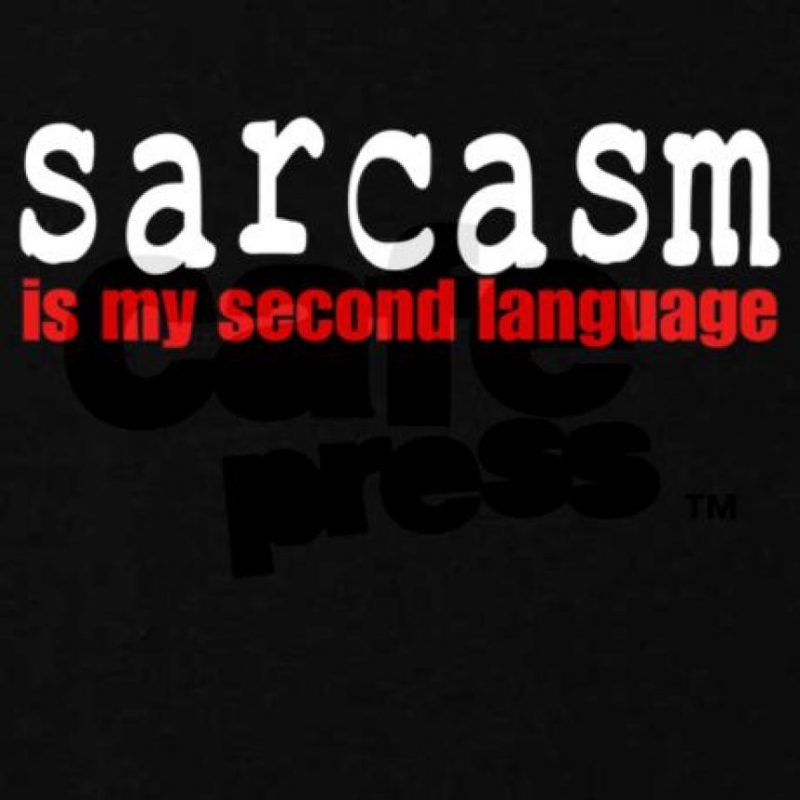 Frases cargadas de humor negro. Es un grupo de Facebook y Pinterest que se dedica a publicar memes con frases sarcásticas. La única advertencia es que a usted le tiene que gustar el humor negro; si no, los chistes pueden parecerle un poco crueles. Si usted es sarcástico, se sentirá identificado.