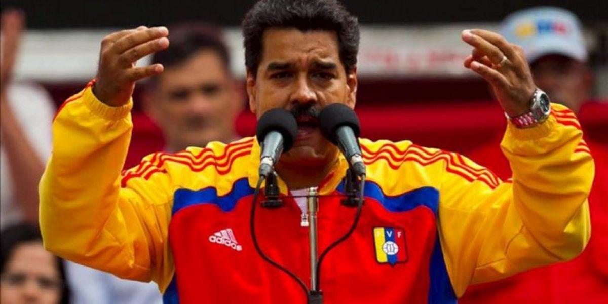 Maduro dice que el Gobierno de EE.UU. no se