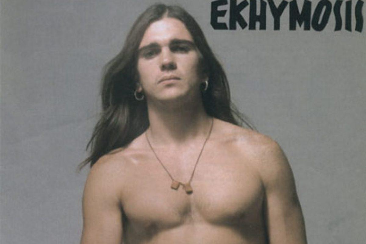 Ekhymosis: No todos conocen en lado rockero de Juanes, pero sí los que vivimos en plena esas dos décadas. La banda paisa que nació en 1987, con Juan Esteban Aristizábal a la cabeza, dejó clásicos como 'Ciudad pacífico', 'Una flor', 'Solo' y 'De madrugada'.Foto: Archivo