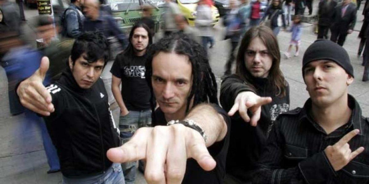 Fotos: Míticas bandas colombianas de rock