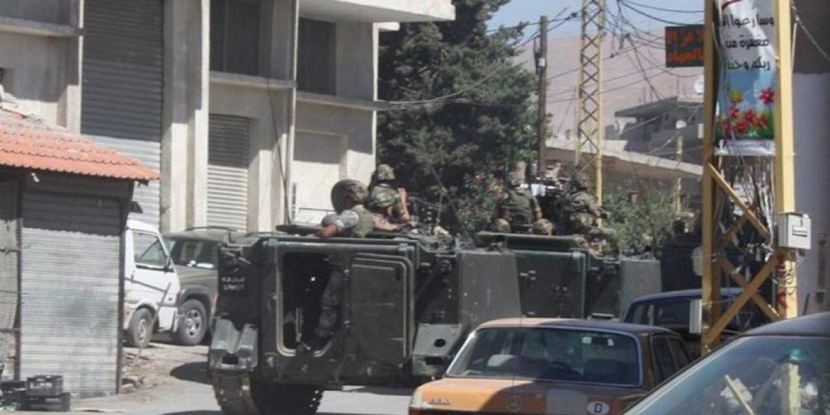 Al menos cinco muertos en choques entre suníes y chiíes en el este del Líbano