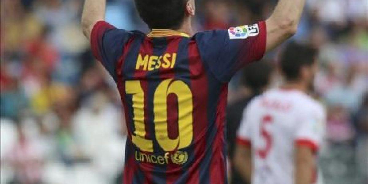 El Atlético muestra su jerarquía en el derbi y el Barça gana pero se lesiona Messi