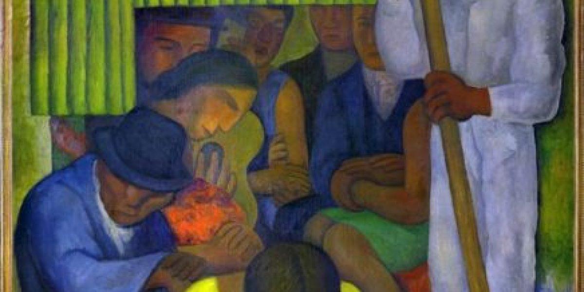 Frida Kahlo y Diego Rivera, mano a mano en la Orangerie de París hasta enero