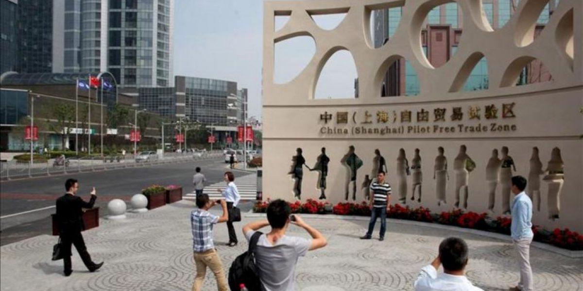 China abre una zona de libre comercio en Shanghái, un experimento histórico de apertura