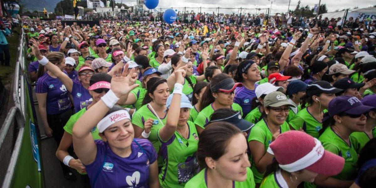 FOTOS: Así se vivió la Carrera de la Mujer