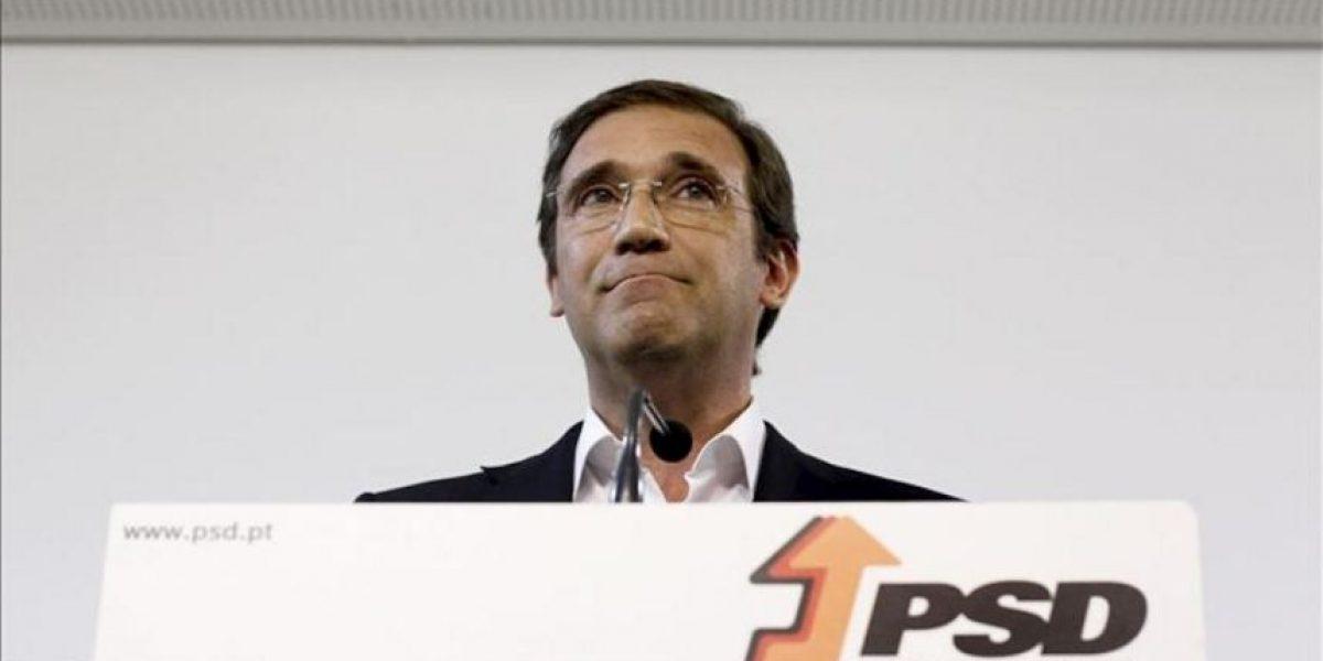 El gobernante PSD asume el revés electoral en Portugal entre voces autocríticas