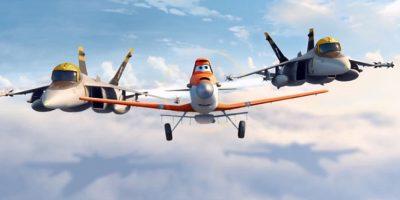 """Disney volvió apoderarse del primer lugar con """"Aviones"""", su nueva propuesta animada, que en 259 salas del país obtuvo una taquilla de 150.975 asistentes, como era de esperarse con su estreno este fin de semana. Foto: Difusión"""