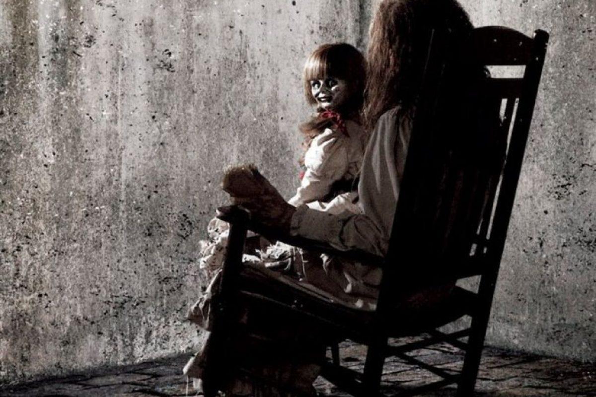 """""""El conjuro"""", el thriller que por cinco semanas se mantuvo en el primer lugar, descendió al tercero, con una convocatoria de 46.961 espectadores en 92 salas del país. A la fecha, esta terrorífica historia basada en hechos de la vida real, ha logrado un total de 939.533 asistentes. Foto: Difusión"""